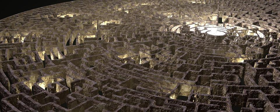 Spiral Labyrinth